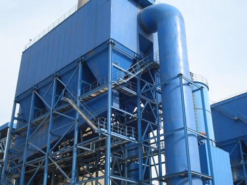 FMQD型气箱式脉冲布袋除尘器